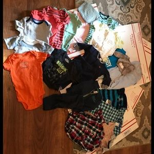 Baby Boy clothing assorted